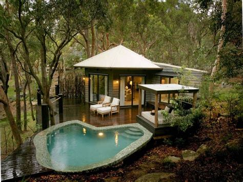 glamorous tiny house world most beautiful living spaces pool houses house
