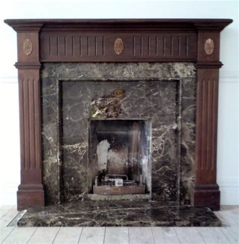 Limestone Fireplace Repair by Marble Arts