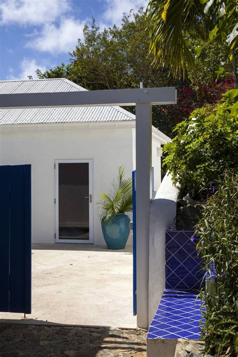 White Cottage Rental by White Cottage 4 Bedroom Luxury St Rental Villa With Pool