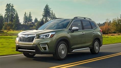 Subaru Forester Colors by 2019 Subaru Forester Changes Specs Colors Review 2019