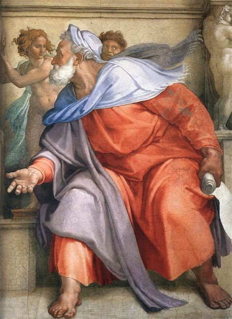 What Is Painted On The Ceiling Of The Sistine Chapel peintre c 233 l 232 bre michel ange