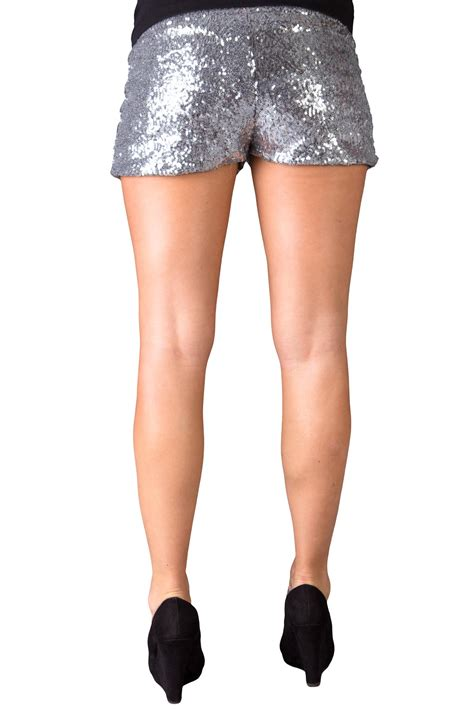 beaded shorts sequin shorts ragstock