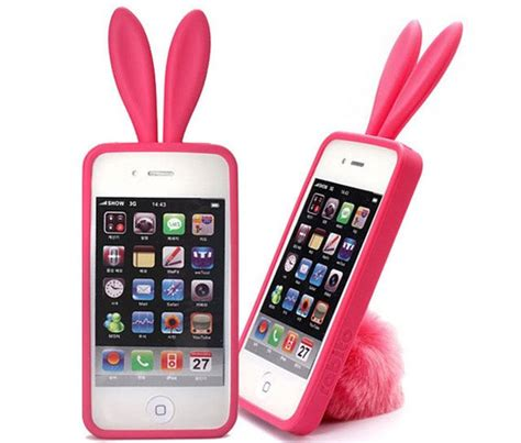 Casing Iphone 5 Bunny awkward situations for on being a gadget maverick