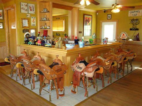 How To Make Saddle Bar Stools by Leather Saddle Bar Stools Dining Bench