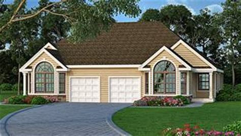 Bi Level House Floor Plans duplex house plans floor amp home designs by