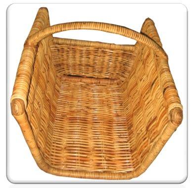 Keranjang Rotan rattan basket manufacturer and exporter from