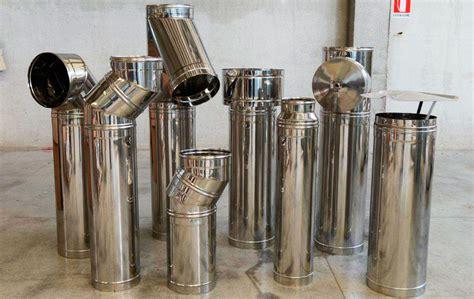 prezzi canne fumarie in acciaio per camini canne fumarie prezzi pannelli termoisolanti