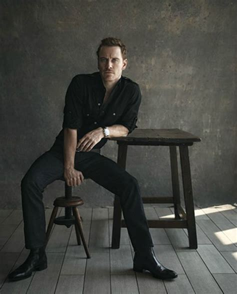 Another Photo Shoot In Ny by 313 Best Michael Fassbender Images On
