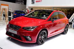 new seat cars new 2017 seat ibiza pictures auto express