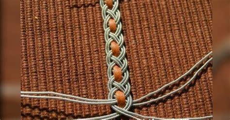 Pantat Anting cara membuat gelang tali kulit bahan kerajinan cherish