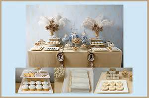 baby shower on vintage baby showers