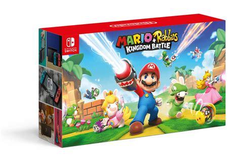 Murah Mario Rabbids Kingdom Battle Nintendo Switch mario rabbids kingdom battle nintendo switch pack now on