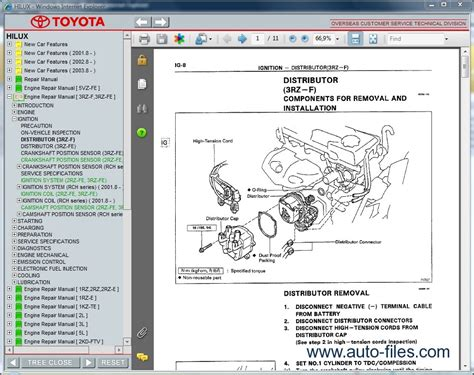 free online car repair manuals download 1999 toyota 4runner transmission control toyota hilux rzn142 vzn167 kzn165 kdn145 repair manuals download wiring diagram electronic