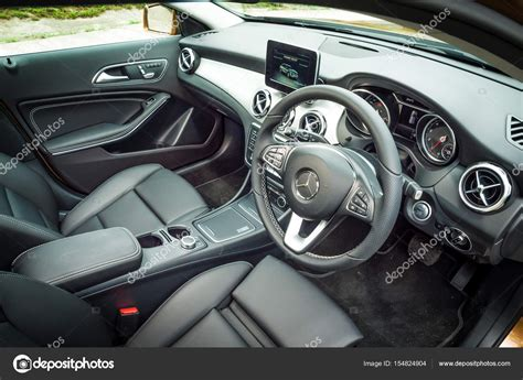 interior gla 200 mercedes benz gla 200 interior stock editorial photo