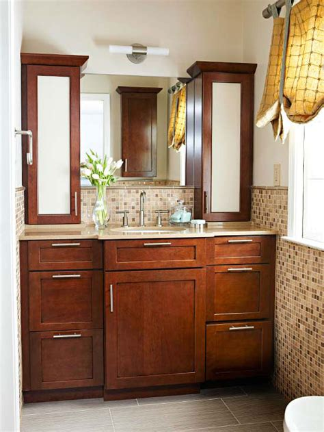 Vanity Solutions by Store More In Your Bath Single Vanities Bathroom