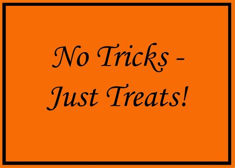 No Tricks All Treats by From Plies To Pirouettes October 2010