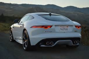 Jaguar Coupe R 2017 Jaguar F Type R Coupe Review Car Reviews And News