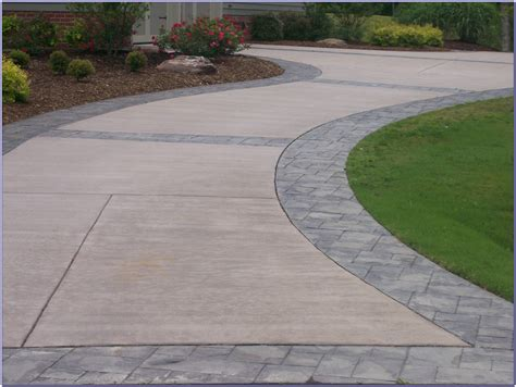 concrete patio vs pavers home design ideas pavers vs sted concrete