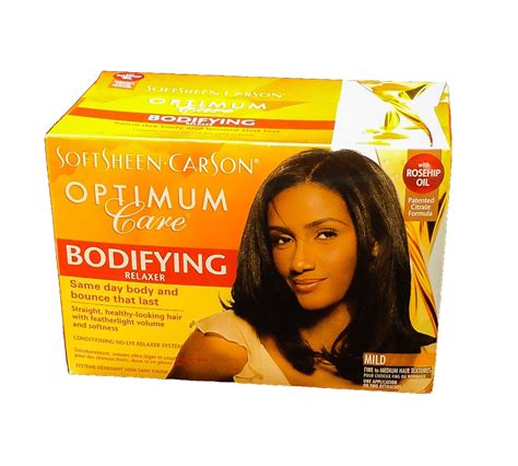 best relaxer for fine african american hair optimum care relaxer for fine textured hair black beauty