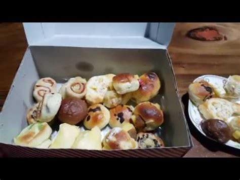 youtube membuat roti unyil oleh oleh khas bogor roti unyil youtube