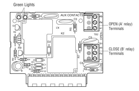 craftsman garage door opener instructions
