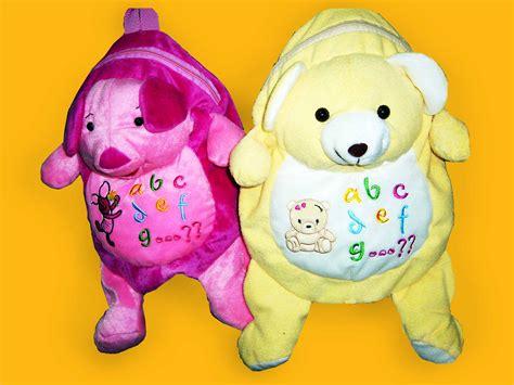 Tas Anak Bentuk Boneka tas boneka bantal boneka boneka murah harga boneka
