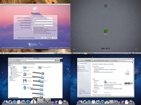 lion theme download for windows 7 lion transformation theme for windows 7