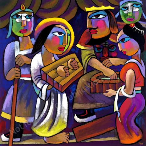 Wedding At Cana He Qi by 3 Crucifixion Resurrection Welcome To He Qi S New Gallery
