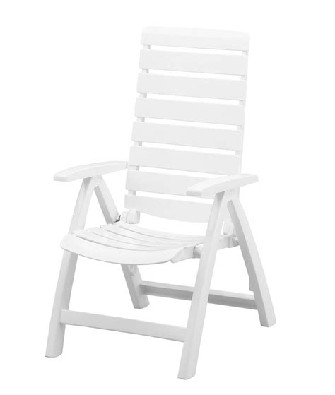 white plastic highback patio chairs modern patio outdoor