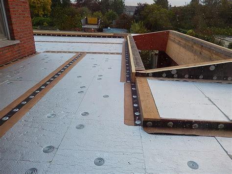 t roof dakwerken dakherstellingen antwerpen aanbouw huis voorbeelden