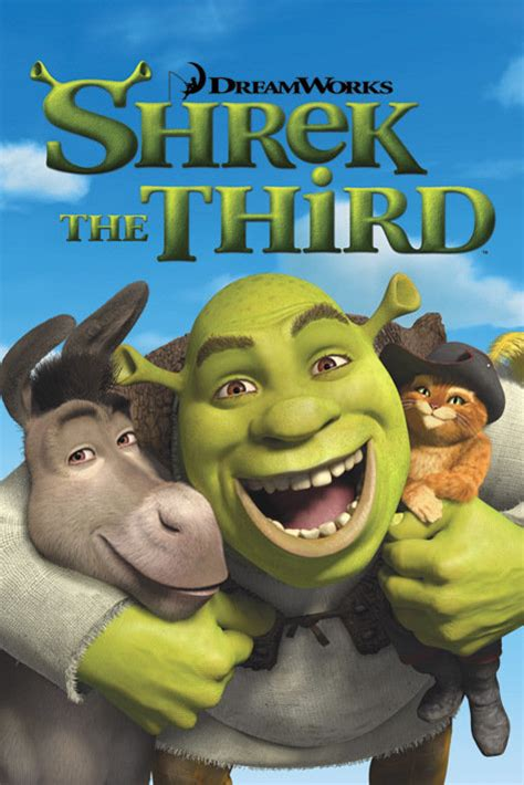 Plakat Friends by Plakat Obraz Shrek 3 Friends Kup Na Posters Pl