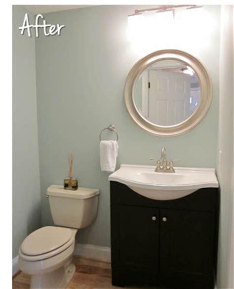 rainwashed blue bathroom favorite paint colors