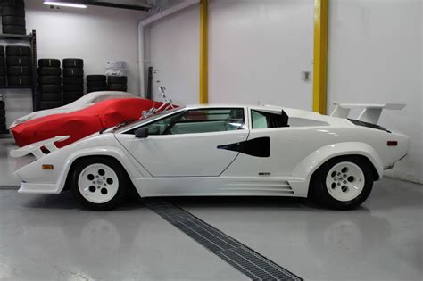 1988 Lamborghini Countach For Sale 1988 Lamborghini Countach Lp5000s Qv For Sale