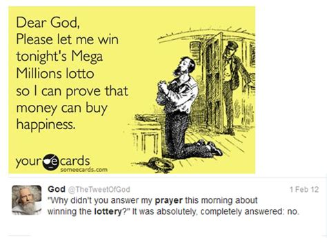 Prayers To Win Money - mega millions jackpot lord hear our prayers