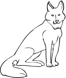 coyote coloring page printable coyote coloring pages coloring me