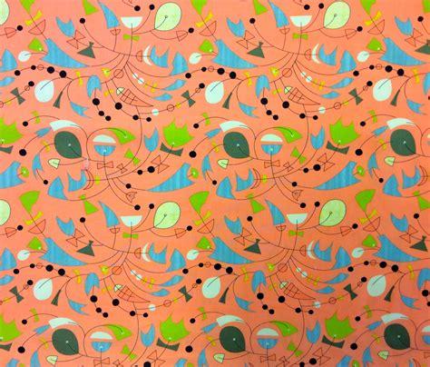 mid century modern fabric reproductions retro pop 50 s kitsch fabric