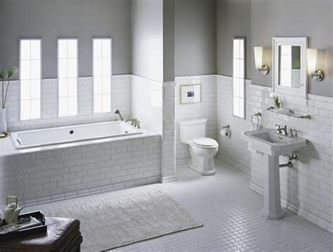White Subway Tile Bathroom by White Subway Tile Bathroom Ideas And Pictures