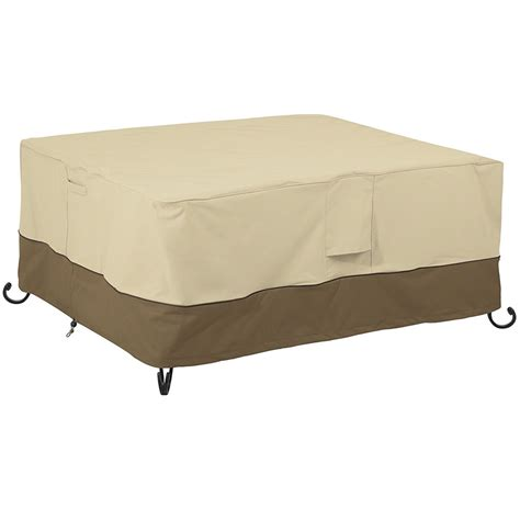 pit table cover rectangular pit table cover in patio furniture covers