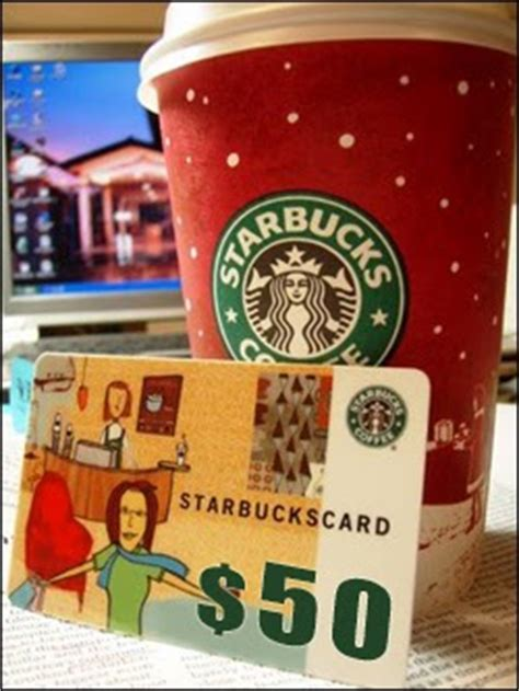 Starbucks 50 Gift Card Giveaway - sasaki time september 2013