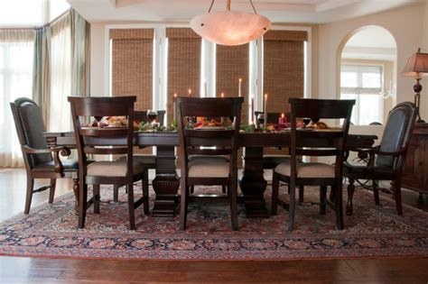 the tuscan transitional dining room san diego by