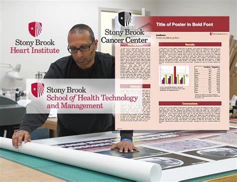 Poster Printing Stony Brook University School Of Medicine Stony Brook Powerpoint Template