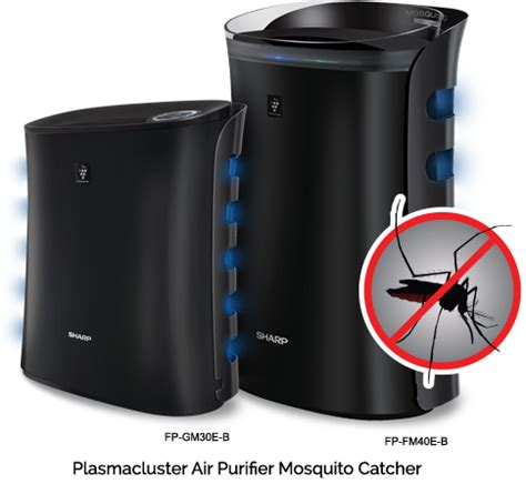 Sharp Air Purifier Mosquito Catcher sharp philippines plasmacluster air purifiers and mite catcher