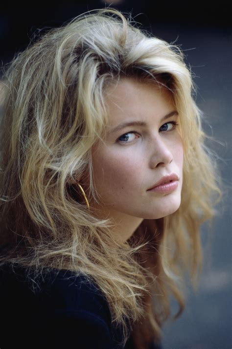 Supermodel Chic by Nineties Supermodel Schiffer Turns 45