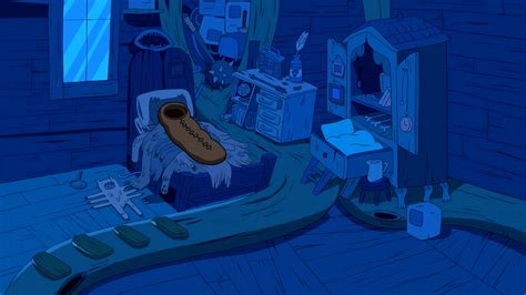 Finn And Jake S Living Room Image Finn S Bedroom Jpg Adventure Time Wiki Fandom