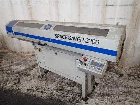 Smw Bar Feeder smw spacesaver 2300 bar fee 298461 for sale used