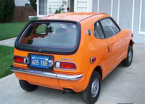 z600 honda for sale car of the week 1972 honda z600 cars weekly