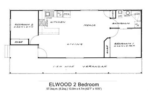 granny flat floor plans 2 bedrooms 2 bed granny flats small willow grove