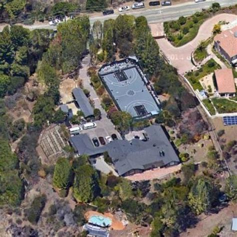 The Game S House In Calabasas Ca Bing Maps 2 Virtual Globetrotting