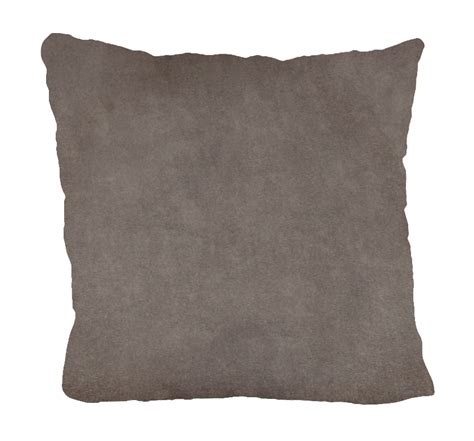 Standard Pillow by Standard Pillow Charcoal Suede Chic Event Wedding And