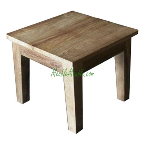 how to build a small wooden end table quick woodworking projects
